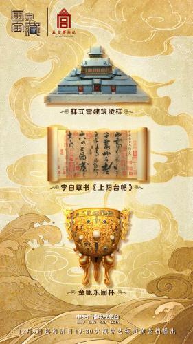 《国家宝藏》海报