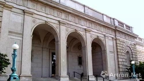华盛顿弗利尔美术馆