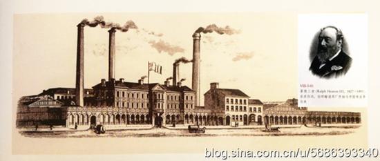伯明翰造币厂原名喜敦工厂,是罗夫 喜敦(1755―1832年)