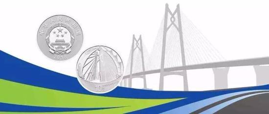 港珠澳大桥通车纪念银币市场行情不容乐观
