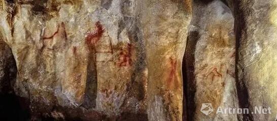 考古发现 地球上的第一位艺术家