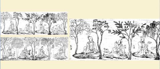 是南朝模印砖画的重要价值