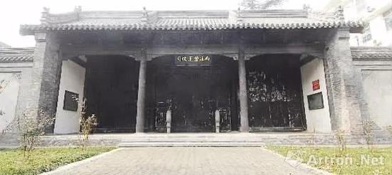 两淮盐运使司衙署,图自《扬州晚报》2010年1月30日