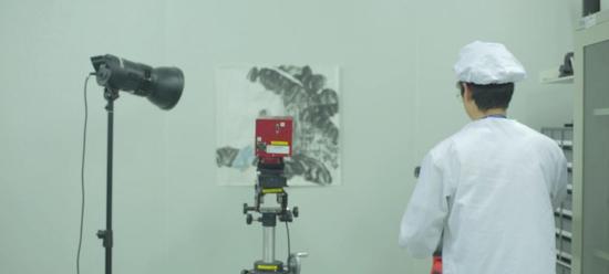 联合中科院西安光机所挂牌成立艺术品光谱技术实验室