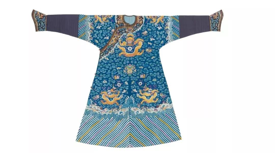 清代的袍服有那么多讲究吗