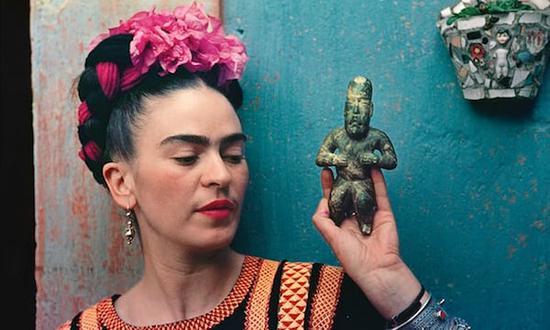 卡罗和奥尔梅克小雕像,1939年