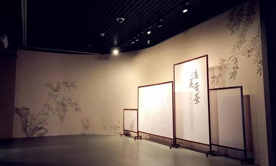 展览现场 (本文图片均来自辽宁博物馆)