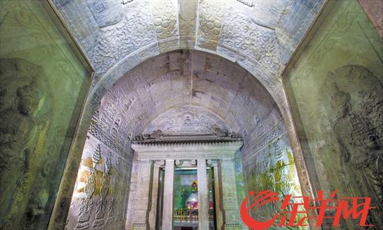 历时9年竣工的裕陵藏着哪些秘密?