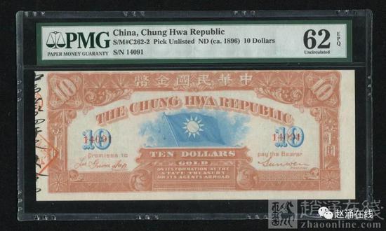 赵涌在线2020年8月纸钞行情回顾