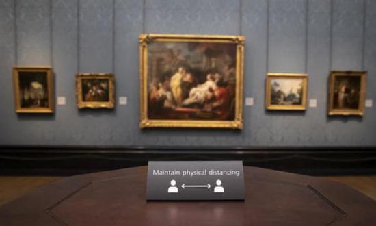 英国博物馆5月重启:霍克尼、杜布菲特展接踵而至图2