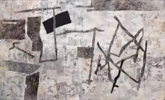 佳士得香港——王怀庆的《化石》 估价:1800万—2500万港币