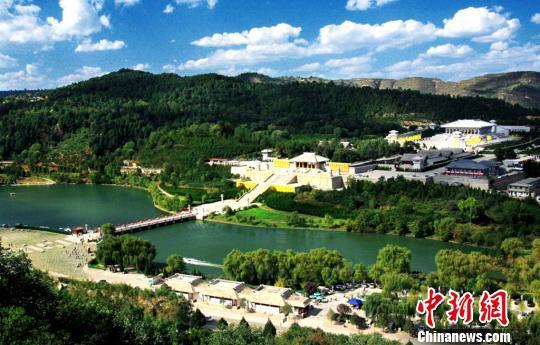 黄帝陵。陕西省文物局