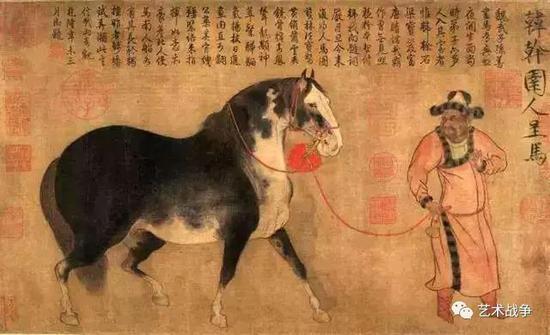 20世纪中国书画收藏第一人 他才是真土豪