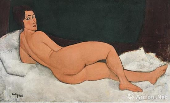 莫迪瑞安尼(Amedeo Modigliani)