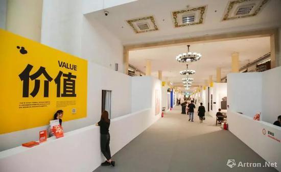 """三号馆:北京当代·艺术展 """"价值""""单元图片:北京当代"""
