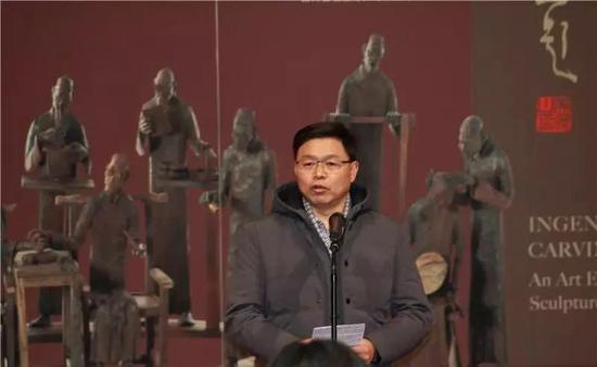重庆市奉节县副县长李品雄开幕致辞