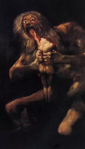 戈雅为何会创作惊悚荒诞的黑色绘画