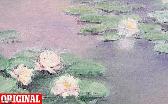 艺术家为该项目创作了许多油画,然后使用RePaint重新创作