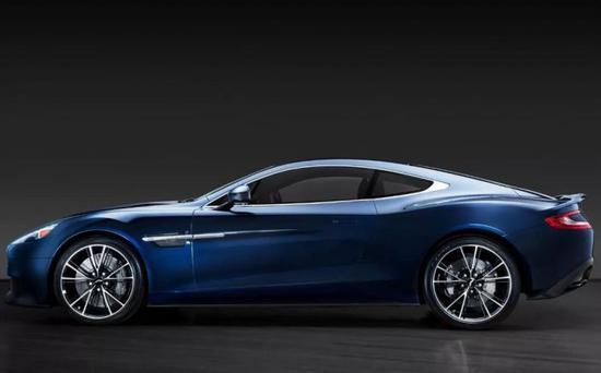 007的Vanquish跑车将拍卖 估计40万美金以上