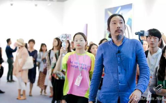 北京当代·艺术展艺术总监鲍栋图片:北京当代