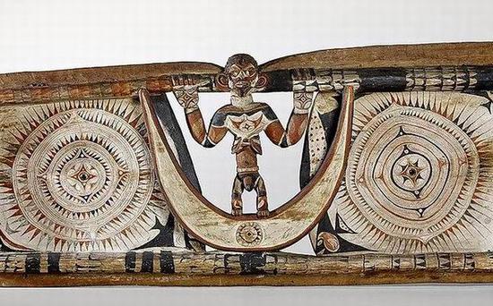 凯布朗利博物馆藏太平洋艺术珍品展