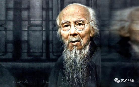 齐白石共拍出24000幅画