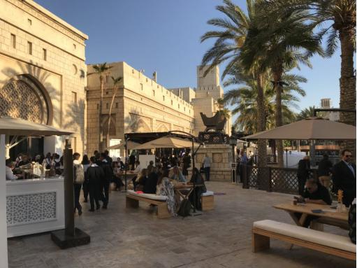 2018年迪拜艺术博览会现场照片 拍摄:Arsalan Mohammad