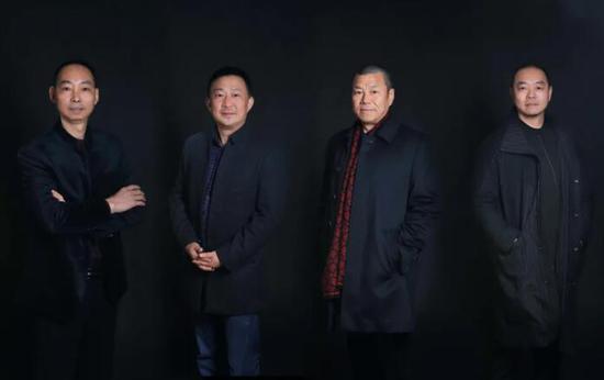 [抟砂四佑(由左至右):张国良、潘旭东、杨维高、程曙]