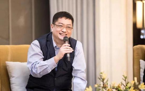 刘九洲发言