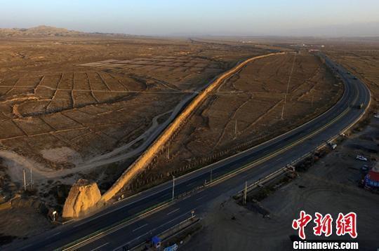 甘肃长城获立体保护  大力实施长城保护维修项目