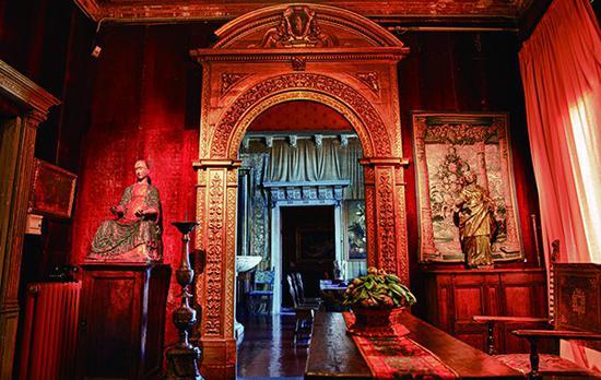 为全世界守护艺术品 一窥贝利尼家族的耀眼收藏