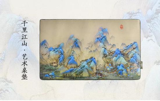 中国丰厚瑰丽的文化IP用文创来表达