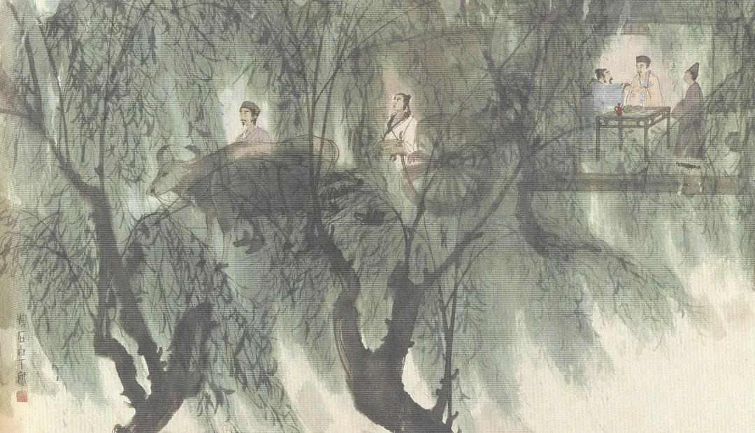 隐逸志与田园情——画苑牛影一窥