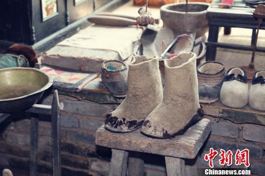 博物馆展出藏品1.6万余件 王妮娜 摄