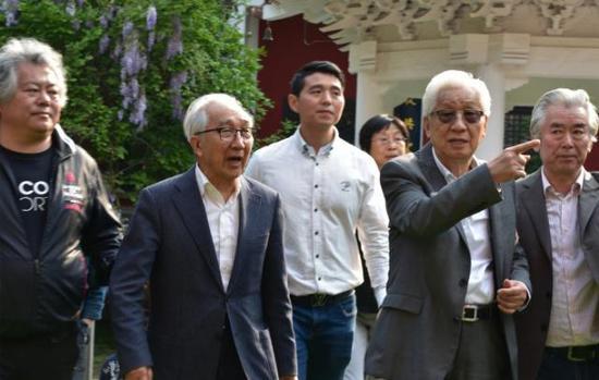 华夏时报(chinatimes.net.cn)记者公培佳 青岛摄影报道