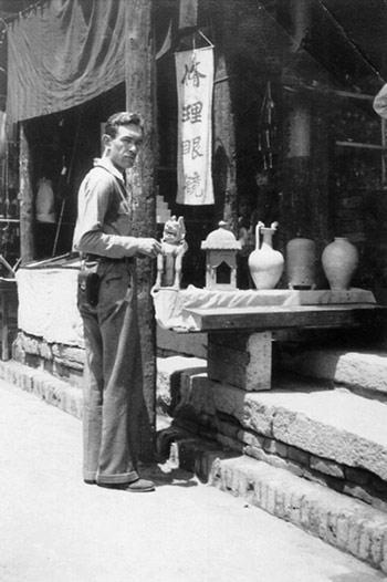 史克曼(图片来源:北京日报)