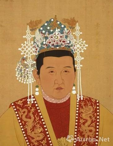 图片|明太祖马皇后画像