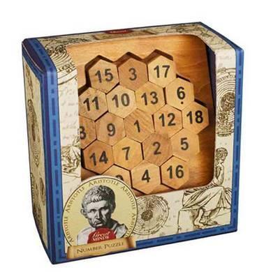亚里斯多德的数学谜题