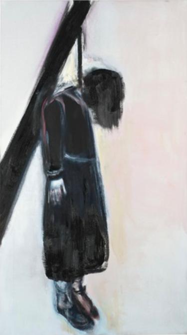 马琳・ 杜玛斯,《IMAGINARY 1》,2002 。图片:致谢苏富比