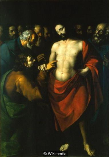 López de Arteaga《圣托马斯的疑惑》