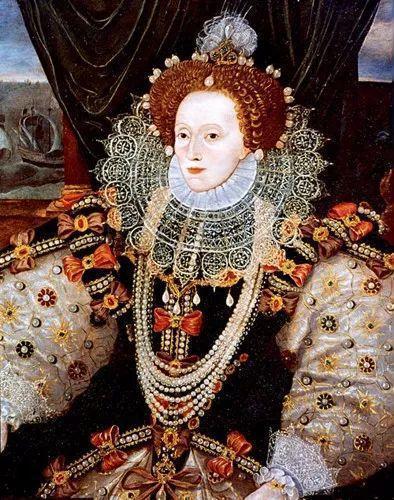 英国女王伊丽莎白一世
