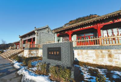 1988年1月13日,北石窟寺被国务院公布为第三批全国重点文物保护单位。