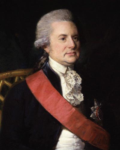 乔治·马戛尔尼(George Macartney,1737年-1806年)