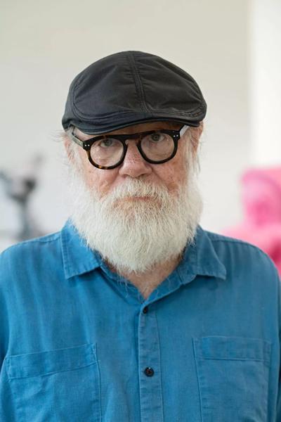 保罗·麦卡锡(Paul McCarthy)肖像照