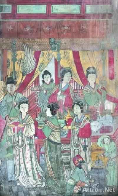 王宫尚食图