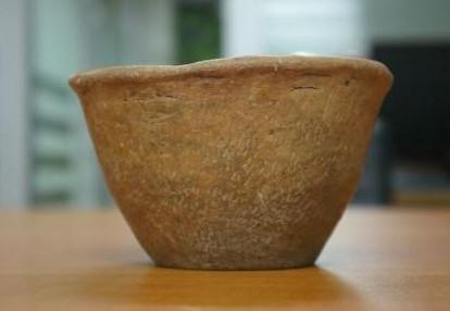 图9 仰韶文化陶钵