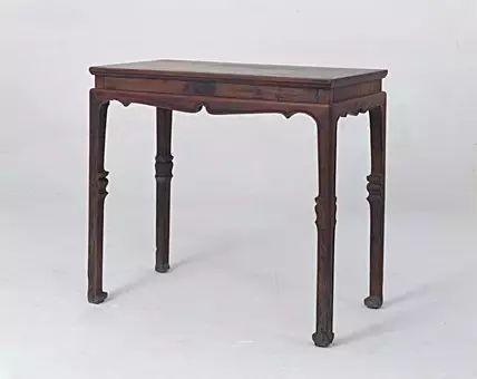黄花梨小长桌 明 高88cm,长99.5cm,宽51.5cm