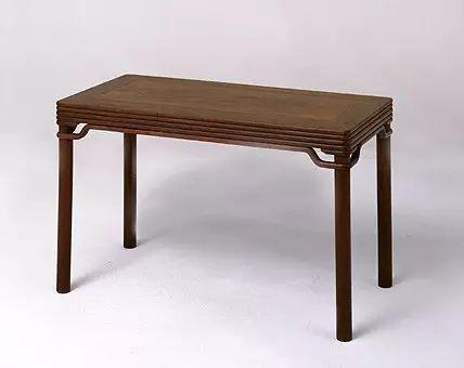 黄花梨长桌 明 高71cm,长111cm,宽54.5cm