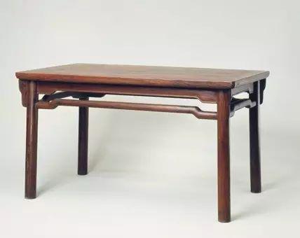 黄花梨画桌 明 高79.5cm,长176cm,宽83.5cm