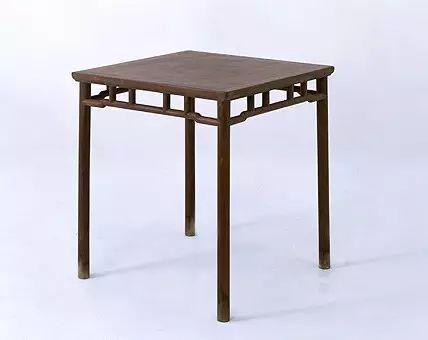 黄花梨方桌 明 高82.5cm,边长75cm